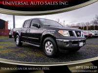 2008 Nissan Frontier 4x4 Nismo 4dr Crew Cab 5.0 ft. SB 5A