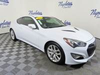 Certified 2016 Hyundai Genesis Coupe 3.8 in West Palm Beach, FL