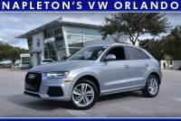 Used 2017 Audi Q3 2.0T Premium in Orlando, Fl.