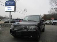 2010 Land Rover Range Rover 4x4 HSE 4dr SUV