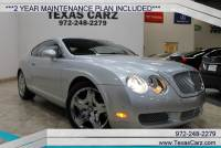 2005 Bentley Continental GT GT Turbo for sale in Carrollton TX