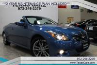 2011 Infiniti G37 Convertible Limited Edition for sale in Carrollton TX