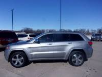 2014 Jeep Grand Cherokee 4x4 Overland 4dr SUV