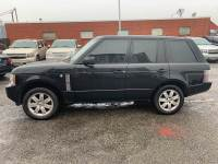 2007 Land Rover Range Rover HSE 4dr SUV 4WD
