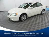 Pre-Owned 2008 Acura RL Tech Pkg in Greensboro NC