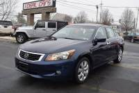 2009 Honda Accord EX-L V6 4dr Sedan 5A w/Navi