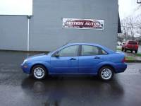 2005 Ford Focus 4-DOOR ZX4 4-CYL AUTO ALLOYS 125K MILES 2-OWNERS