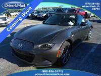 Used 2018 Mazda Mazda MX-5 Miata Grand Touring For Sale in Orlando, FL | Vin: JM1NDAD74J0202011