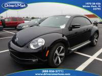 Used 2012 Volkswagen Beetle 2.0T Turbo w/PZEV For Sale in Orlando, FL | Vin: 3VW4A7AT5CM634659