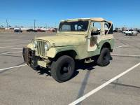 1955 Willys Jeep SP