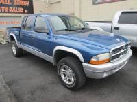 2004 Dodge Dakota 4dr Quad Cab SLT 4WD SB