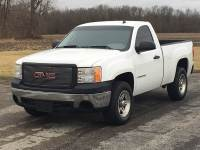 2008 GMC Sierra 1500 2WD Work Truck 2dr Regular Cab 6.5 ft. SB