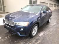 Certified Pre-owned 2017 BMW X4 xDrive28i For Sale in Albany, NY