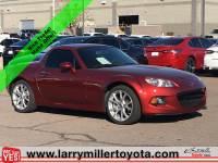 Used 2013 Mazda MX-5 Miata For Sale   Peoria AZ   Call 602-910-4763 on Stock #P32635A