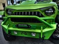 Used 2019 Jeep Wrangler Unlimited CUSTOM MOJITO SAHARA LEATHER NAV ALPINE