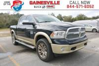 Pre-Owned 2015 Ram 1500 4WD Crew Cab 5.7 Ft Box Laramie Longhorn