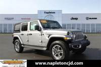 2018 Jeep Wrangler Unlimited Sahara SUV In Orlando, FL Area