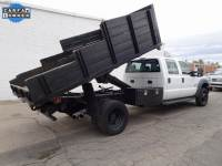 2013 Ford Super Duty F-550 DRW Chassis Cab XL
