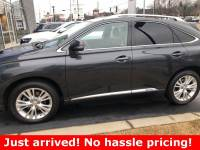 Used 2010 LEXUS RX 450h For Sale at Harper Maserati | VIN: JTJBC1BA9A2028748