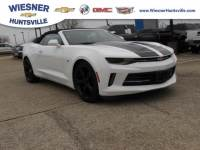 Certified Pre-Owned 2016 Chevrolet Camaro 2dr Convertible 2LT