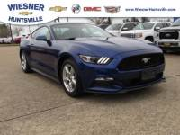 Pre-Owned 2015 Ford Mustang 2dr Fastback V6
