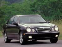 2000 Mercedes-Benz E-Class Base