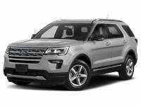 2019 Used Ford Explorer Sport 4WD in Silver For Sale in Moline IL | P2048