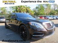 Used 2017 Mercedes-Benz S-Class For Sale in Jacksonville at Duval Acura | VIN: WDDUG8CB2HA295817