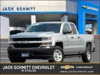 Pre-Owned 2016 Chevrolet Silverado 1500 Work Truck VIN 1GCVKNEC0GZ236508 Stock Number 12684P