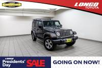 Used 2017 Jeep Wrangler Unlimited Sahara 4x4 in El Monte