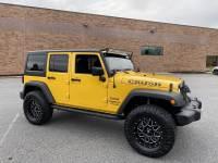 Used 2015 Jeep Wrangler Unlimited For Sale at Paul Sevag Motors, Inc. | VIN: 1C4BJWDG9FL627335