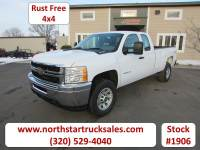 Used 2011 Chevrolet 3500HD 4x4 Ext-Cab Long Box Pickup