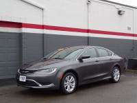Used 2015 Chrysler 200 For Sale at Huber Automotive   VIN: 1C3CCCAB2FN594208