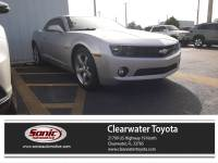 2012 Chevrolet Camaro 2LT (2dr Cpe 2LT) Coupe in Clearwater