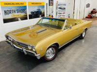 1967 Chevrolet Chevelle - SUPER SPORT - 138 VIN - NUMBERS MATCHING ENGINE -