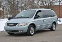 2002 Chrysler Town & Country Limited Extended for sale in Flushing MI