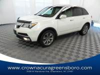Pre-Owned 2013 Acura MDX Advance Pkg in Greensboro NC