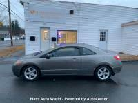 2008 Honda Civic EX-L Coupe AT with Navigation 5-Speed Automatic