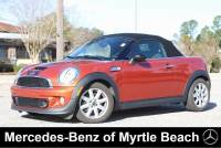 Used 2014 MINI Roadster Convertible For Sale in Myrtle Beach, South Carolina
