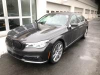 Certified Pre-owned 2018 BMW 7 Series 750i xDrive For Sale in Albany, NY