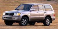 Pre-Owned 2001 Toyota Land Cruiser Base