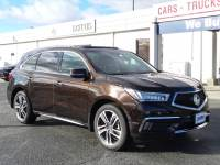 Pre-Owned 2017 Acura MDX V6 SH-AWD with Advance Packages SUV