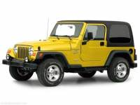 Pre-Owned 2000 Jeep Wrangler Sport SUV