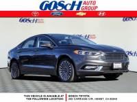Used 2017 Ford Fusion Platinum Sedan