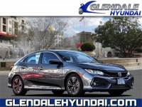 Used 2017 Honda Civic Hatchback EX