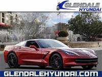 Used 2015 Chevrolet Corvette Z51 1LT Coupe