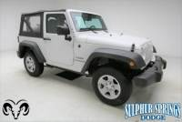 Used 2012 Jeep Wrangler Sport SUV