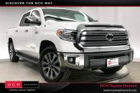 2019 Toyota Tundra 2WD Limited CrewMax 5.5' Bed 5.7L