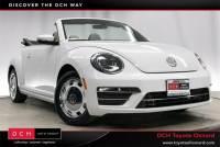 2018 Volkswagen Beetle Convertible Convertible