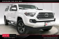 2017 Toyota Tacoma TRD Sport Double Cab 6' Bed V6 4x2 AT